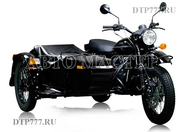 Ural Dark Force во всей красе