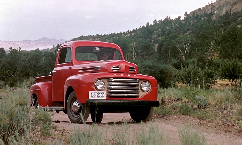 Ford F-Series - 1948