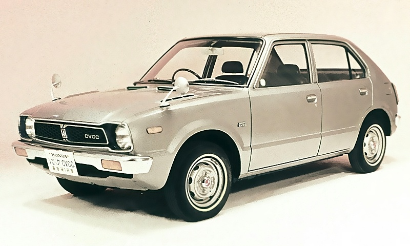 Honda Civic - 1973
